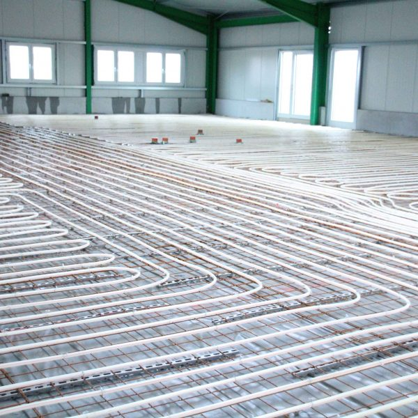 Fußbodenheizung Fussbodenheizung industrieheizung